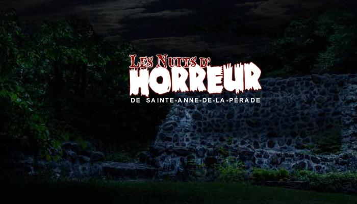 Les nuits d'horreur de Sainte-Anne-de-la-Pérade