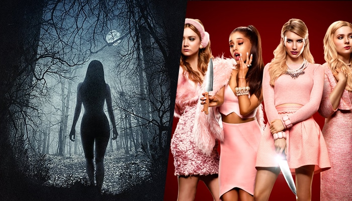 The Witch Scream Queens