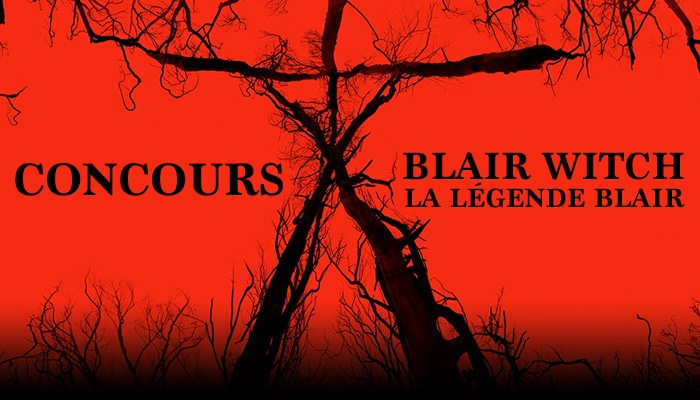 concours blair witch