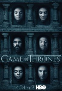 Game of Thrones Season 6 Poster 1 630x933