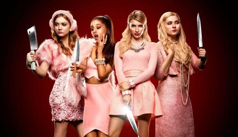 Scream Queens Emma Roberts Ariana Grande Fox 1
