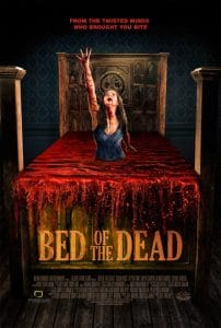 bedofthedead poster