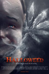 halloweedposter