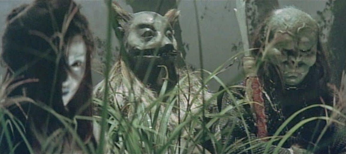 Yokai Monsters Spook Warfare