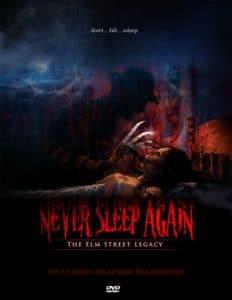 Never Sleep Again DVD cover