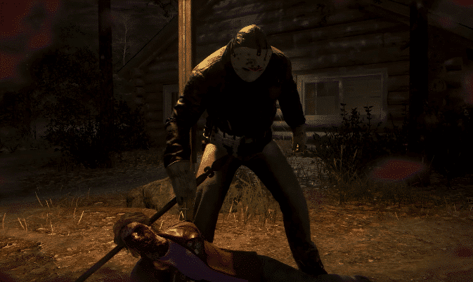 friday the 13 th video game
