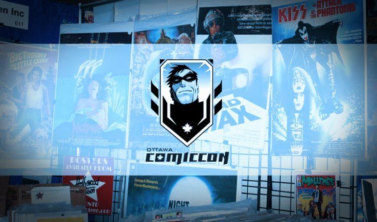 ComicCon Ottawa 2017 banner