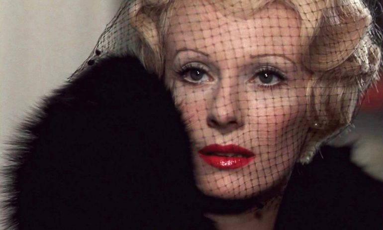 Delphine Seyrig Daughters of Darkness 1971