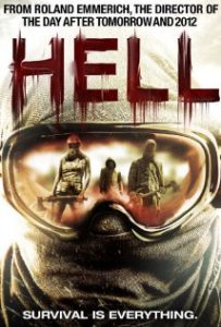 Hell 2011 film film poster