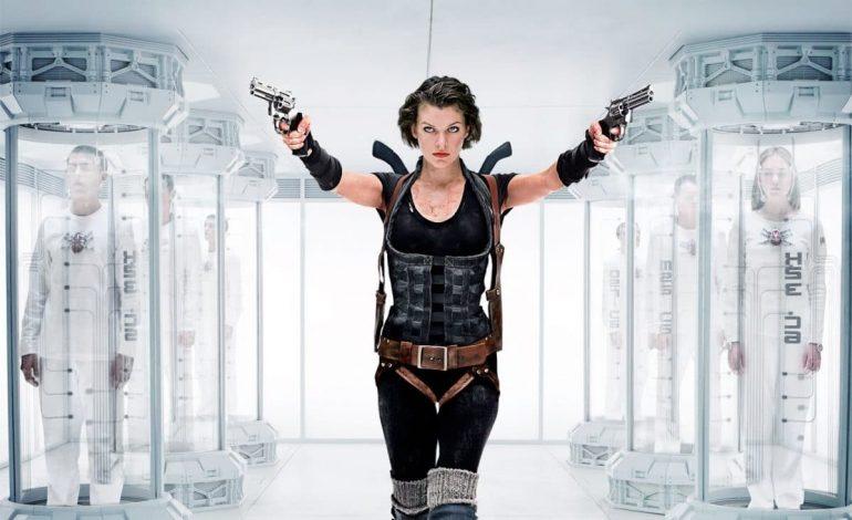 Resident Evil Afterlife 2010