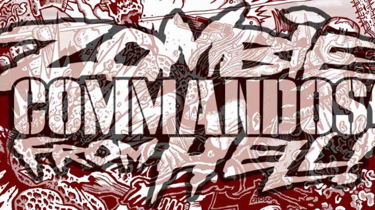 Zombie commando from hell