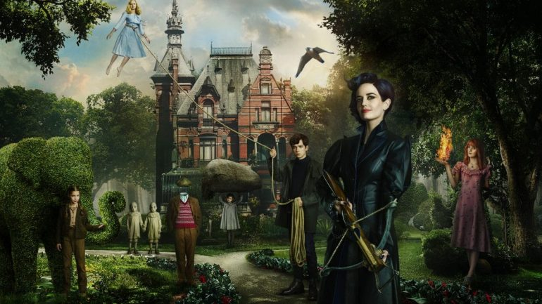miss peregrine 039 s home for peculiar children 3840x2160 miss peregrines home for peculiar children 2016 4k 2174