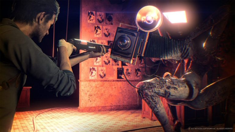 The Evil within 2 E3 04 legal