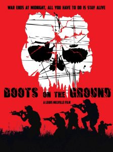 boots on the ground poster