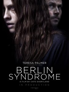 Berlin Syndrome teaser poster