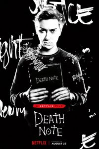 Death Note Light Poster