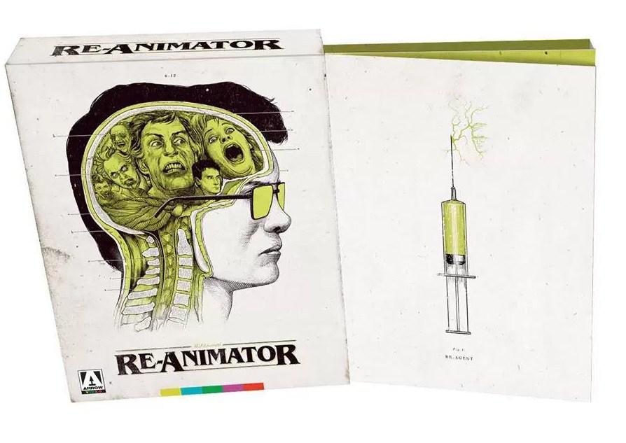 arrow reanimator
