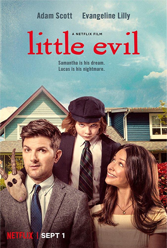 little evil trailer
