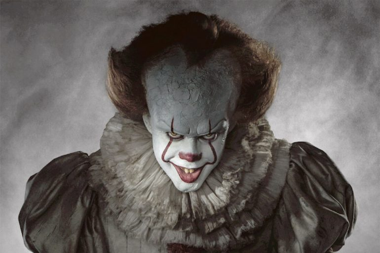 scariest clown characters pennywise