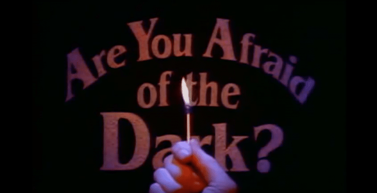 are you afraid of the dark film