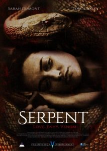serpent 2017 movie snake poster 2