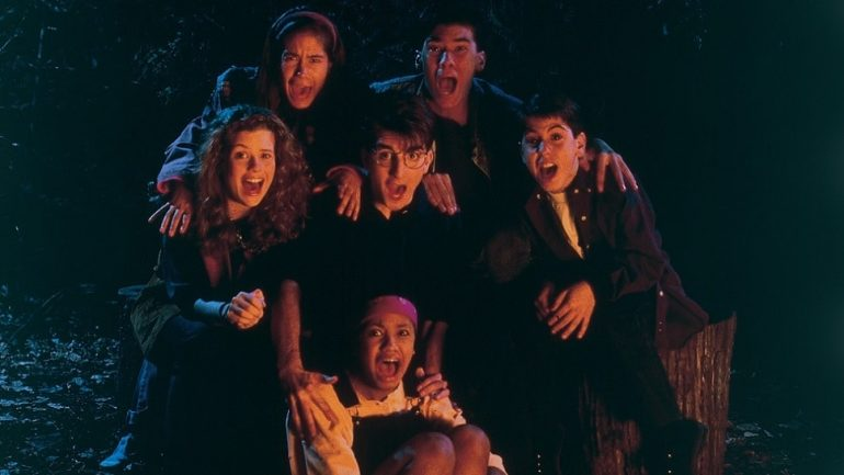 Are You Afraid of the Dark Featured