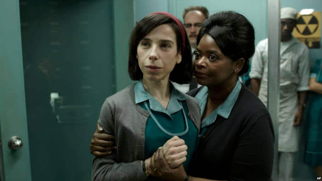 The Shape of Water movie