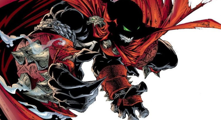 3340678 spawn comic page banner