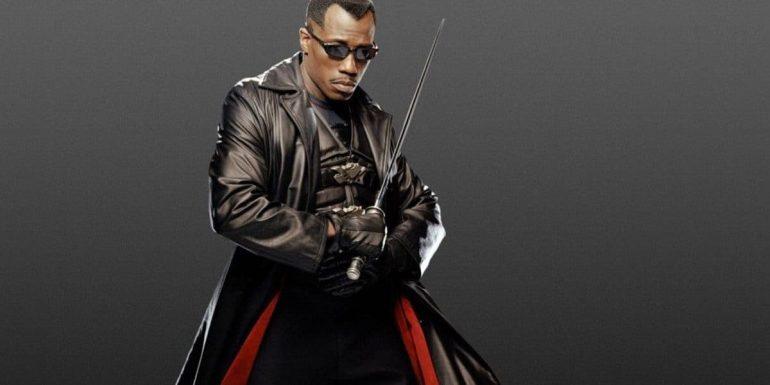 Blade 3 Wesley Snipes Costume