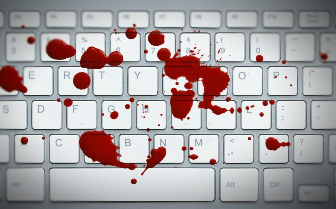 computer blood