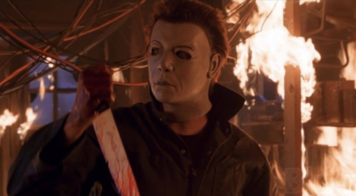 Halloween Resurrection Michael Myers
