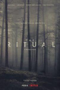 The Ritual poster 1