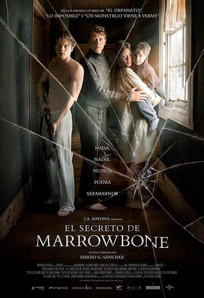 marrowbone poster
