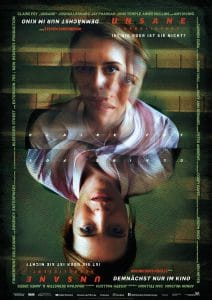 Unsane Poster A4 red