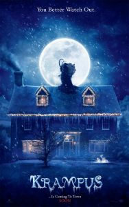 new poster for the christmas horror film krampus