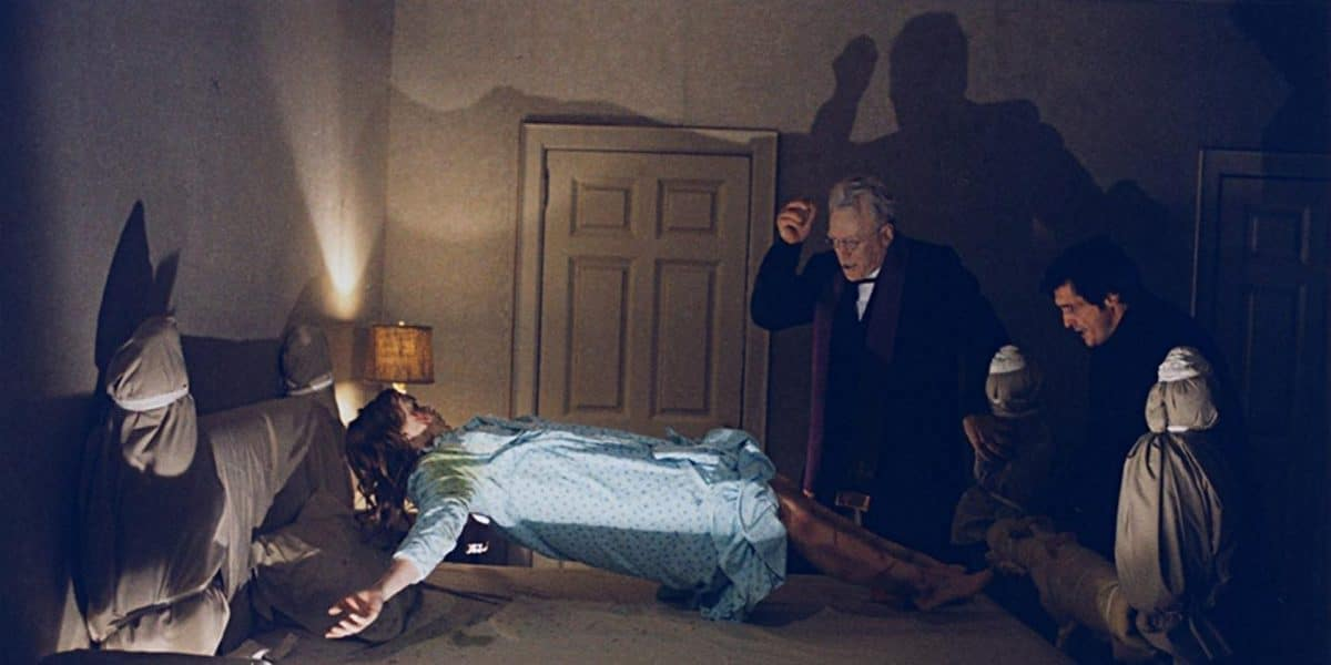o THE EXORCIST facebook