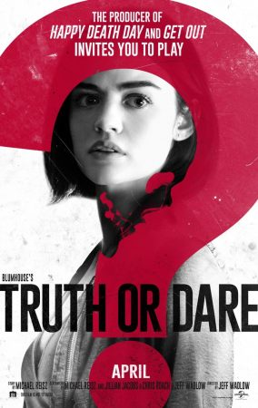 Truth or Dare 2018 movie poster1