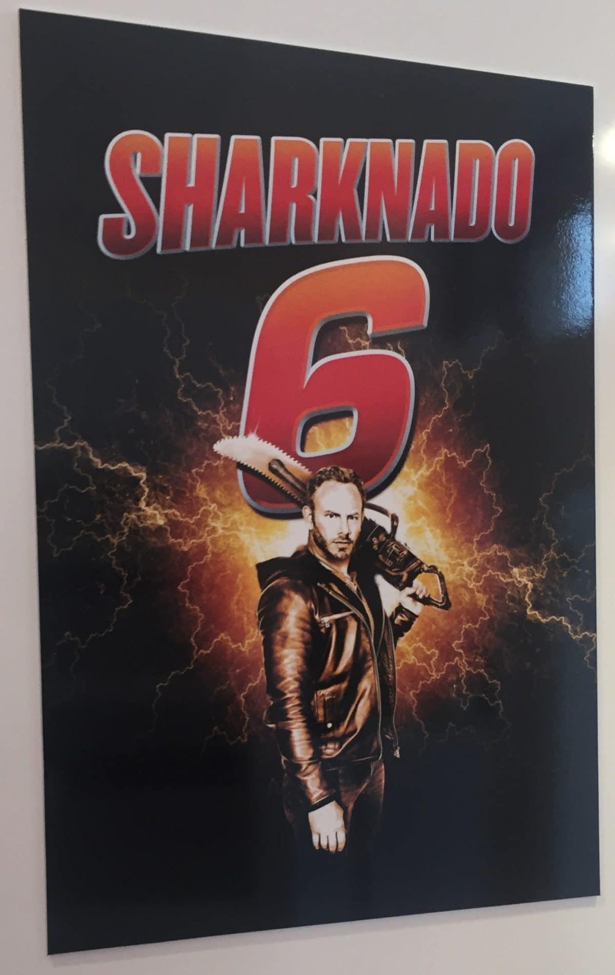 sharknado 6 poster