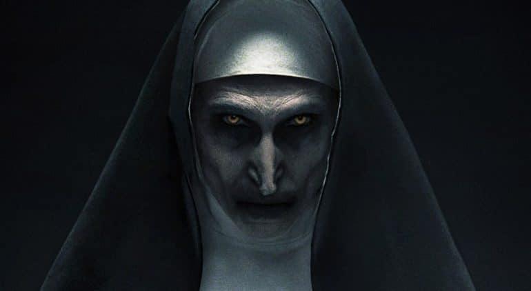 the nun valak promo