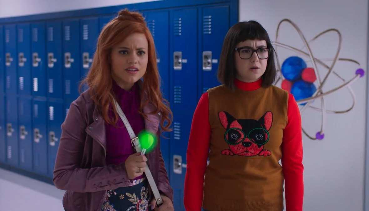 Daphne i Velma z serialu Scooby Doo otrzymaly wlasny film. W sieci pojawil sie zwiastun article