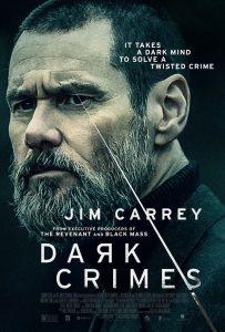 Dark Crimes 2016 movie poster