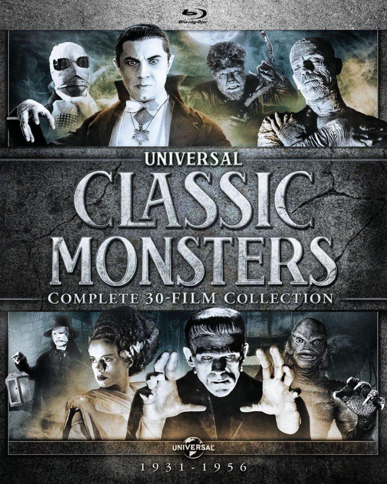 Classic Monsters Blu ray 011