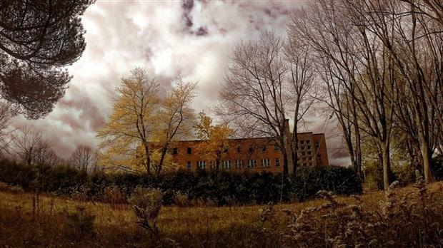 L'asile de Saint-Clotilde-de-Horton