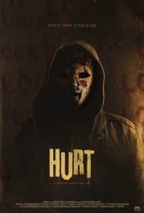 Hurt Horror Movie Poster