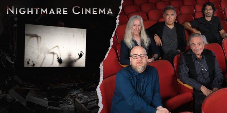 Nightmare Cinema Fantasia Horreur