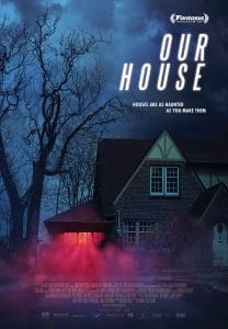 Our House Affiche 27x39 ANG HR