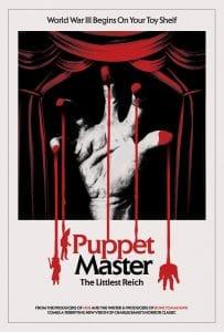 Puppet Master The Littlest Reich Teaser Poster