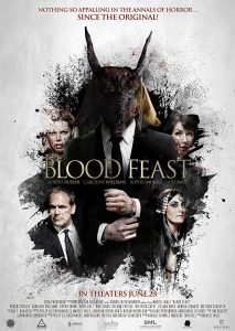 blood feast remake poster