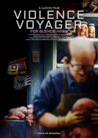 violencevoyager poster