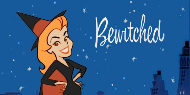 Bewitched TV Show Logo